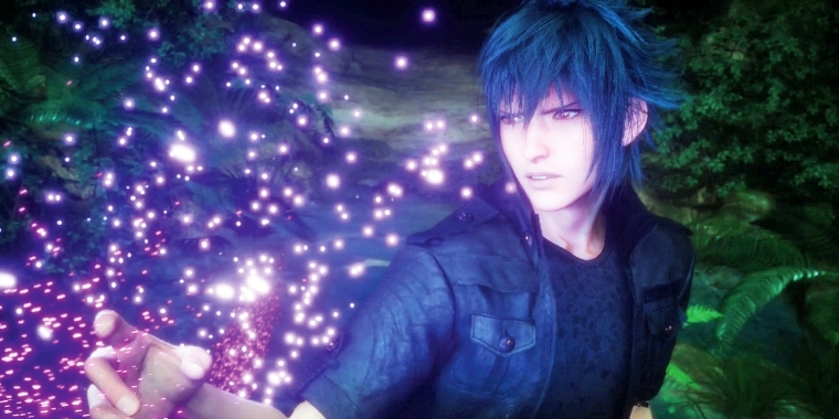 Square Enix teasert den Gamescom-Trailer zu Final Fantasy 15 an. (10)