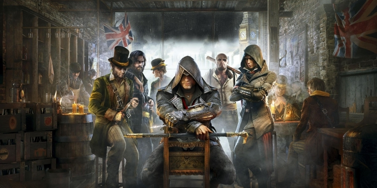 Ubisoft erklärt den Verzicht auf einen Multiplayer-Modus in Assassin's Creed Syndicate.
