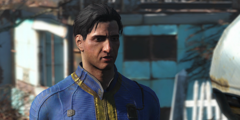 Leak: Screenshots aus der finalen PS4-Version von Fallout 4.