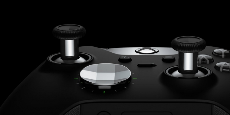 Xbox One Elite Controller: Microsofts Edel-Gamepad im Unboxing-Video.