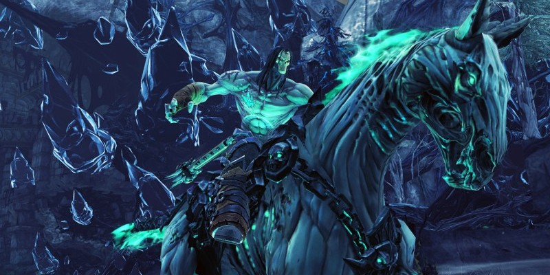 Darksiders 2: Deathinitive Edition erscheint im Winter 2015. (2)