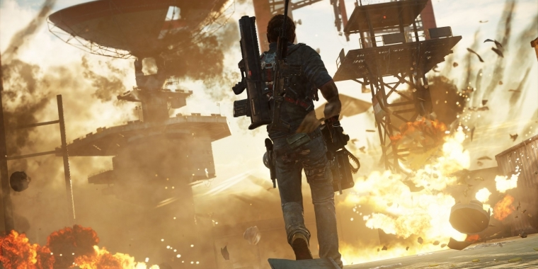 Just Cause 3: Patches und DLCs in Arbeit (2)
