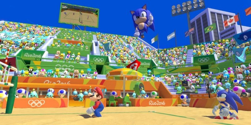 Mario & Sonic at the Rio 2016 Olympic Games - Erste Screenshots aufgetaucht (1)
