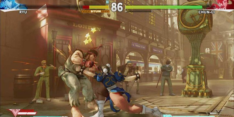 Street Fighter 5 - Neuer E3 Trailer (4)