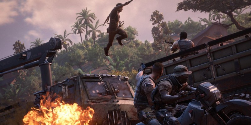In unserem Video-Special stellen wir die Grafik-Highlights der E3 2015 vor. Welches Spiel hat euch grafisch am meisten beeindruckt? Bild: Uncharted 4