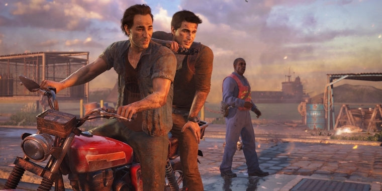 Uncharted 4: Release im April 2016