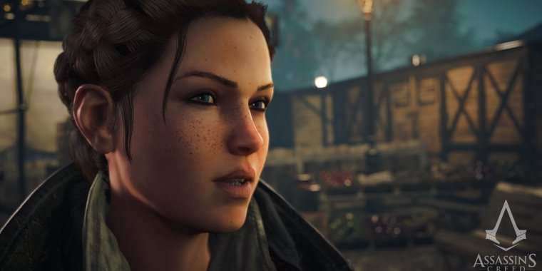Victoria Atkin spielt Evie Frye in Assassin's Creed: Syndicate.