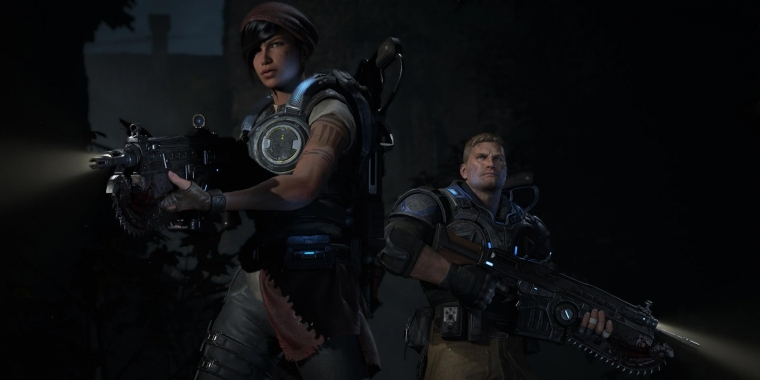 Gears of War 4: E3-Trailer zum Shooter-Nachfolger in Ultra-HD
