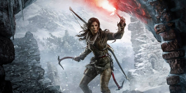 Crystal Dynamics zeigt das Stealth-Gameplay von Rise of the Tomb Raider im neuen Gameplay-Video.