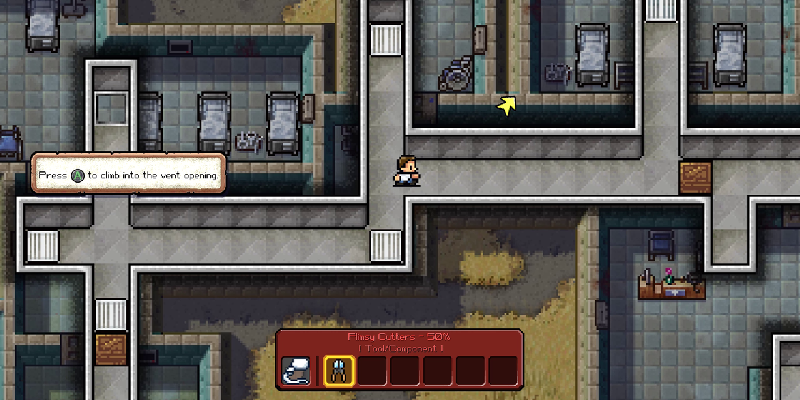 Team17 kündigt The Escapists The Walking Dead für PC und Xbox One an.