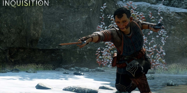 Pala ist der neue Multiplayer-Charakter in Dragon Age: Inquisition.