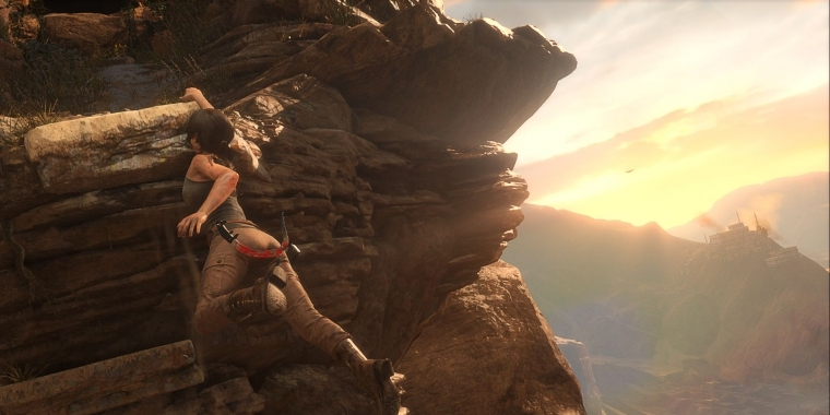Rise of the Tomb Raider: Exklusives Bundle vorgestellt.