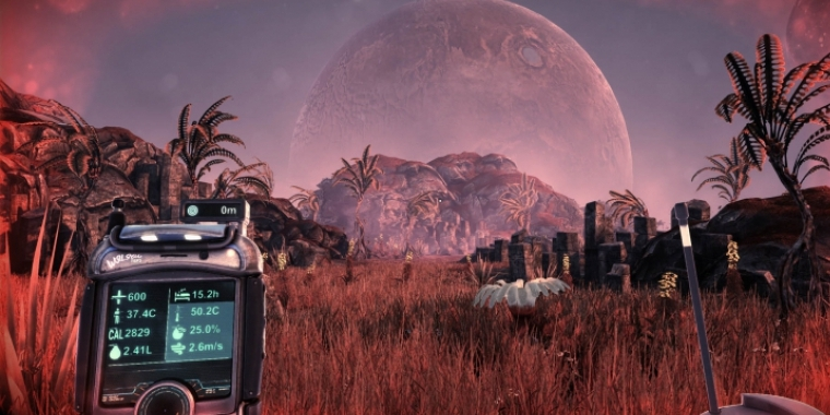 8 Minuten Gameplay zu The Solus Project im Video.