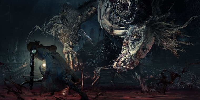 Bloodborne - Neuer Trailer der Sony-PK der Paris Games Week