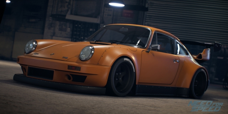 Seht die Liste aller Autos in Need for Speed!