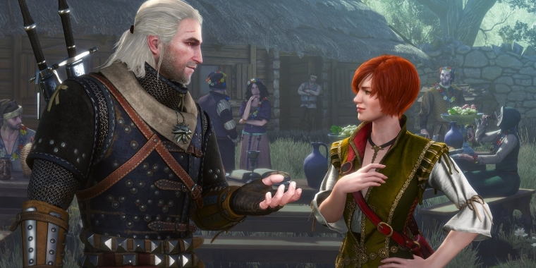 The Witcher 3 ist ein Megaerfolg.