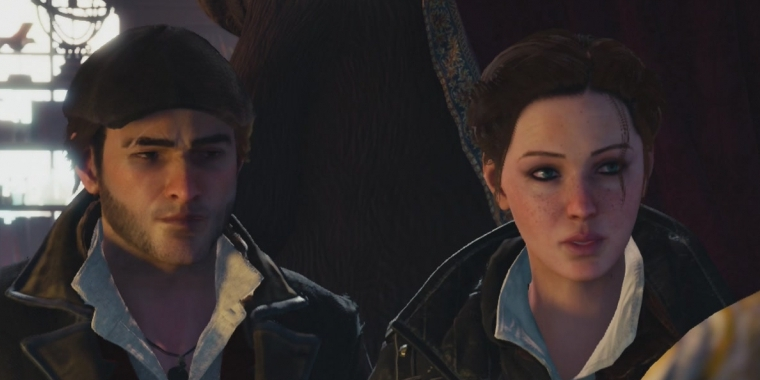 Evie und Jacob Frye heißen die Protagonisten in Assassin's Creed Syndicate.
