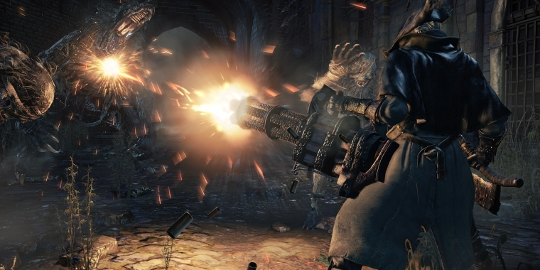 From Software und Sony veröffentlichen den Launch-Trailer zu Bloodborne: The Old Hunters.