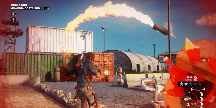 Just Cause 3 vor dem Test: Der Greifhaken im Gameplay-Video