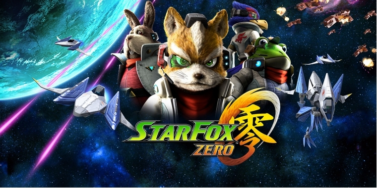 Star Fox Zero erhält einen Ableger namens Star Fox Guard.