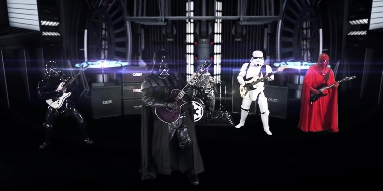 Star Wars: Theme Song als Metal-Cover