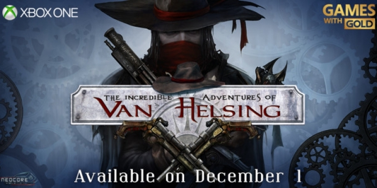 The Incredible Adventures of Van Helsing gibt's jetzt auch für Xbox One. (2)