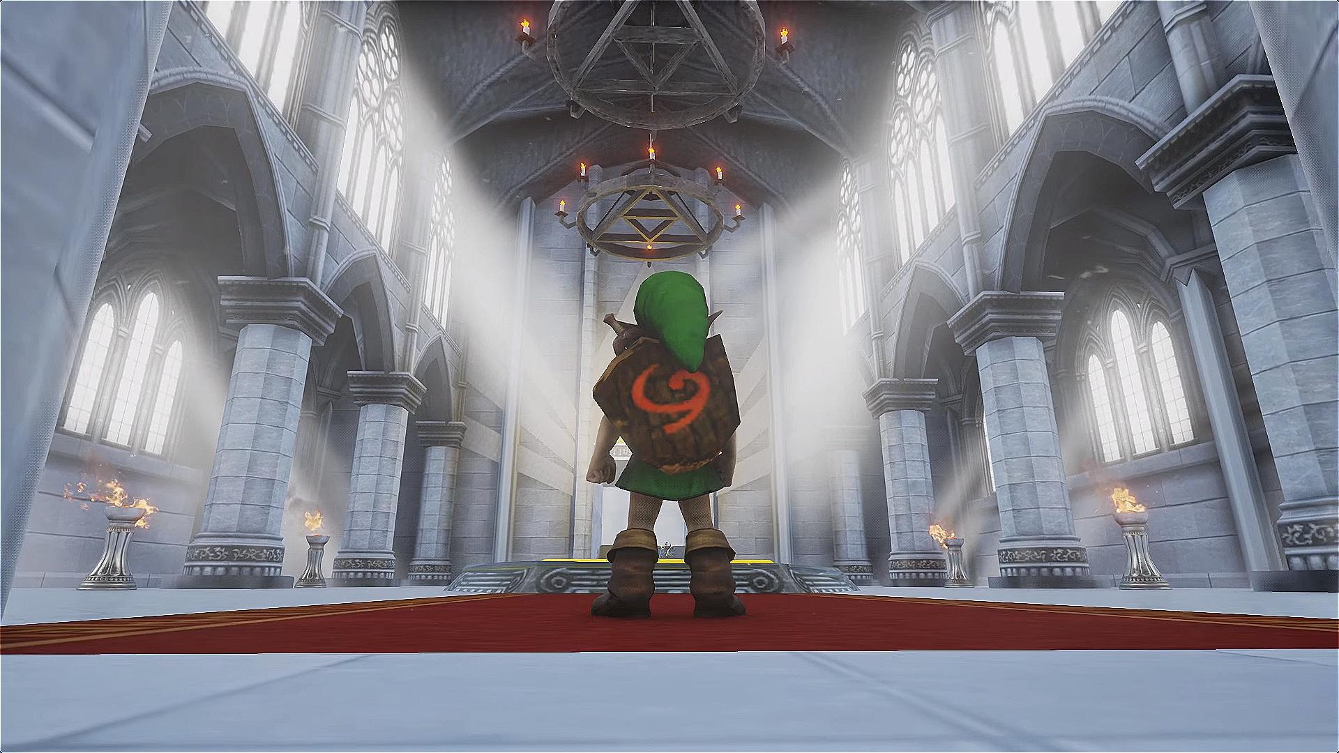 The Legend of Zelda: Ocarina of Time 3D | Nintendo 3DS | Games ...