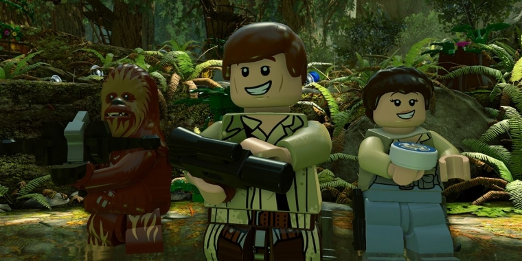 Lego Star Wars: The Force Awakens angekündigt