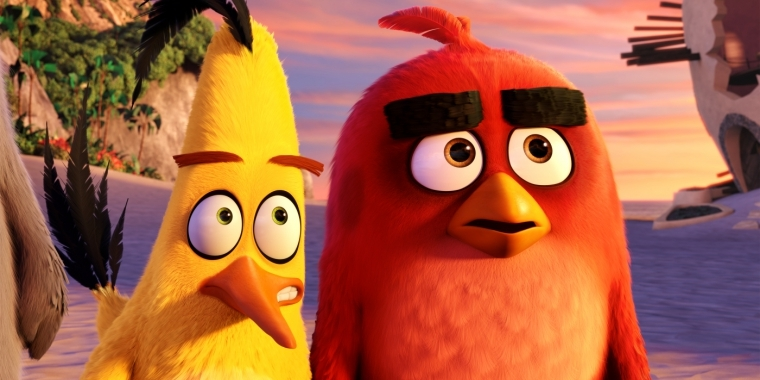 Angry Birds: Der Film (2)