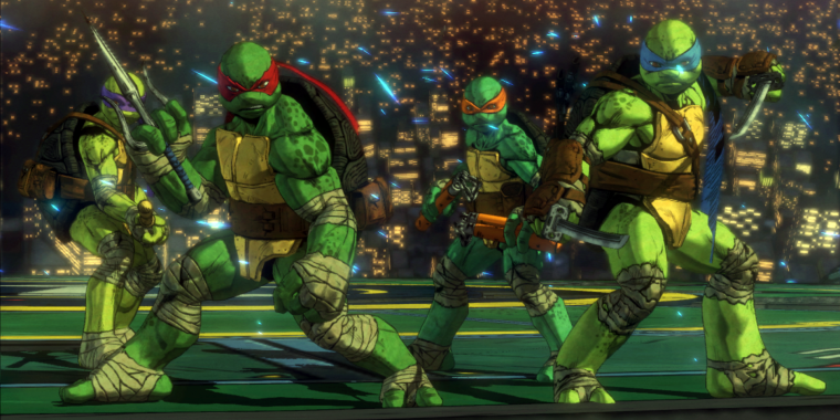 Teenage Mutant Ninja Turtles: Mutanten in Manhattan erscheint schon Ende Mai.