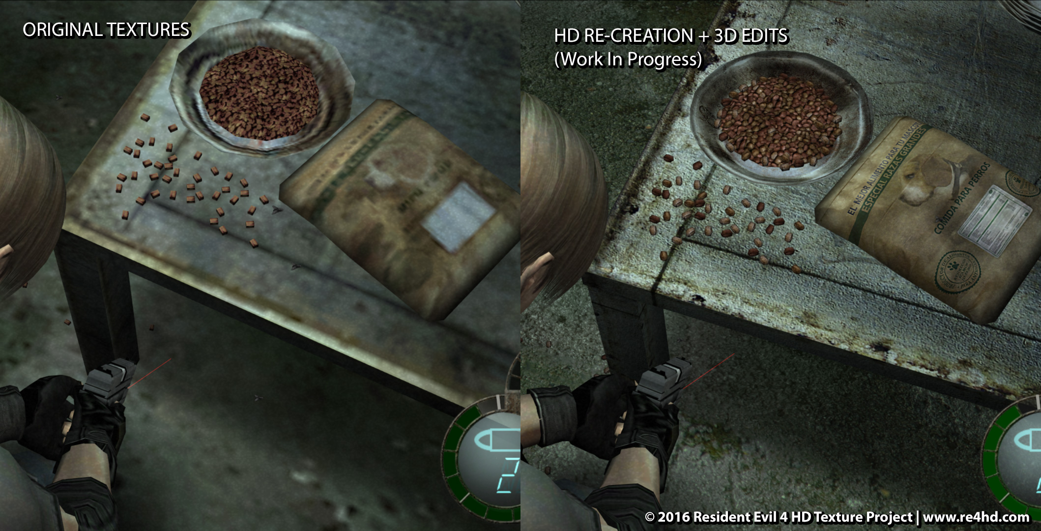 Resident Evil 4 HD (dt.): Test, Tipps, Videos, News, Release Termin ... Xbox Raccoon City