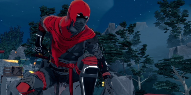TwinSouls: The Path of Shadows heißt jetzt Aragami.