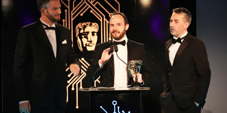 Rocksteady (Batman: Arkham Knight) hat den BAFTA Award für das Best British Game erhalten.
