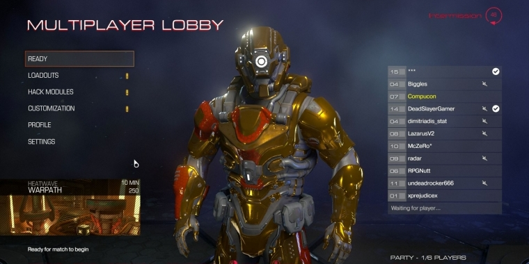 Doom Beta Lobby Matchmaking