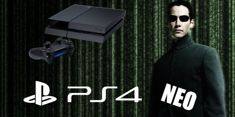 Playstation 4K Neo