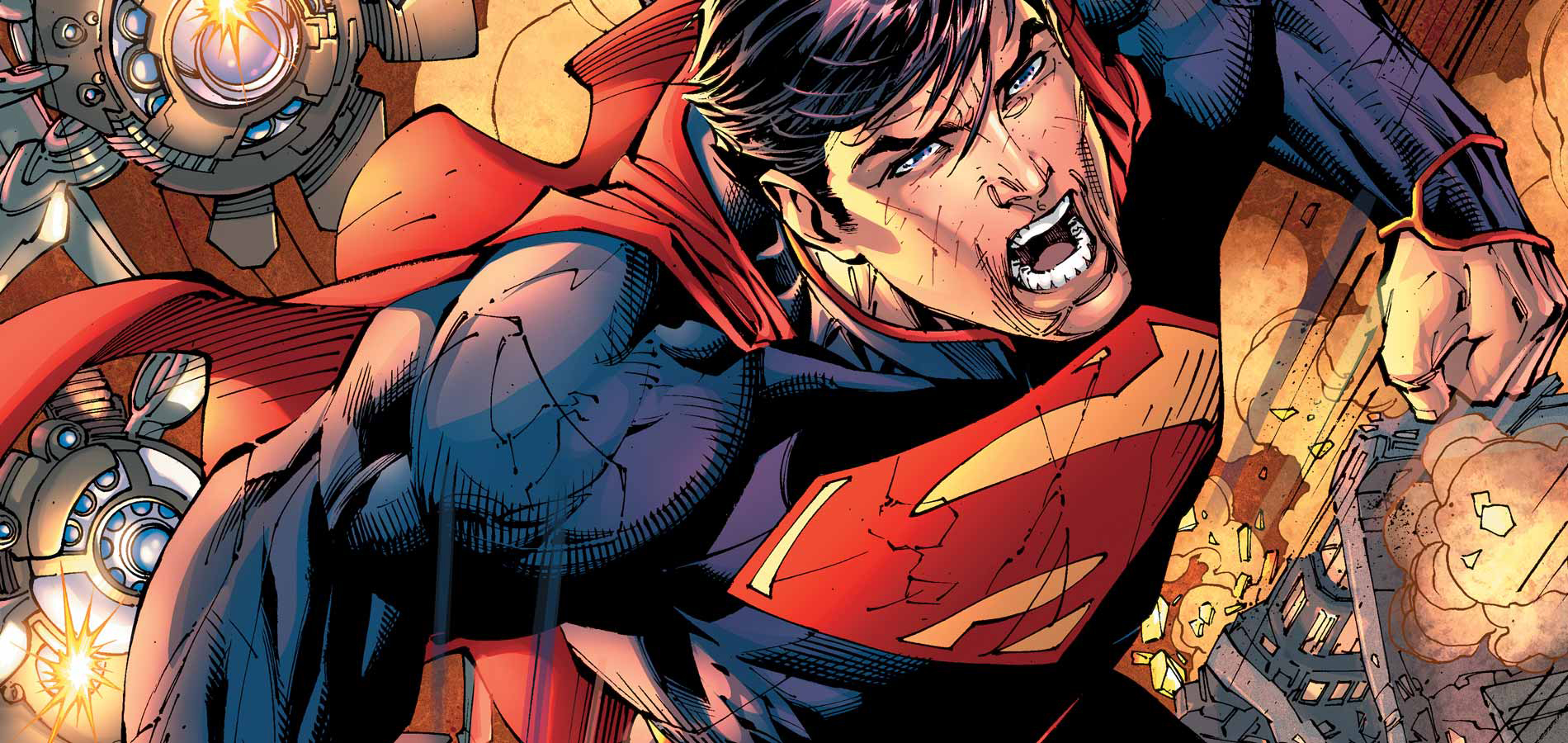 Blue Steel: You will never be able to play this Superman game