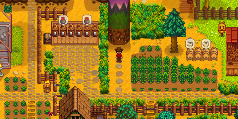 Stardew Valley (Concerned Ape)