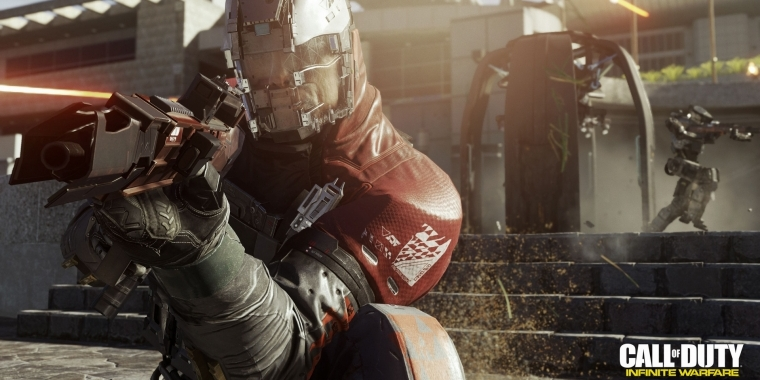 Activision nennt die Uhrzeit für den Start des Beta-Tests von Call of Duty: Infinite Warfare.
