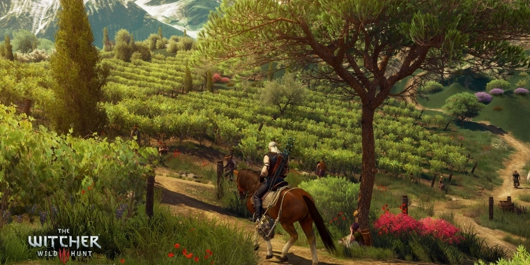 CD Projekt zeigt The Witcher 3: Blood & Wine anhand neuen Bildmaterials.