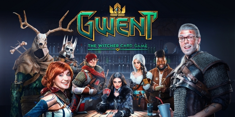 Gwent: The Witcher Card Game: Closed Beta im September (2)