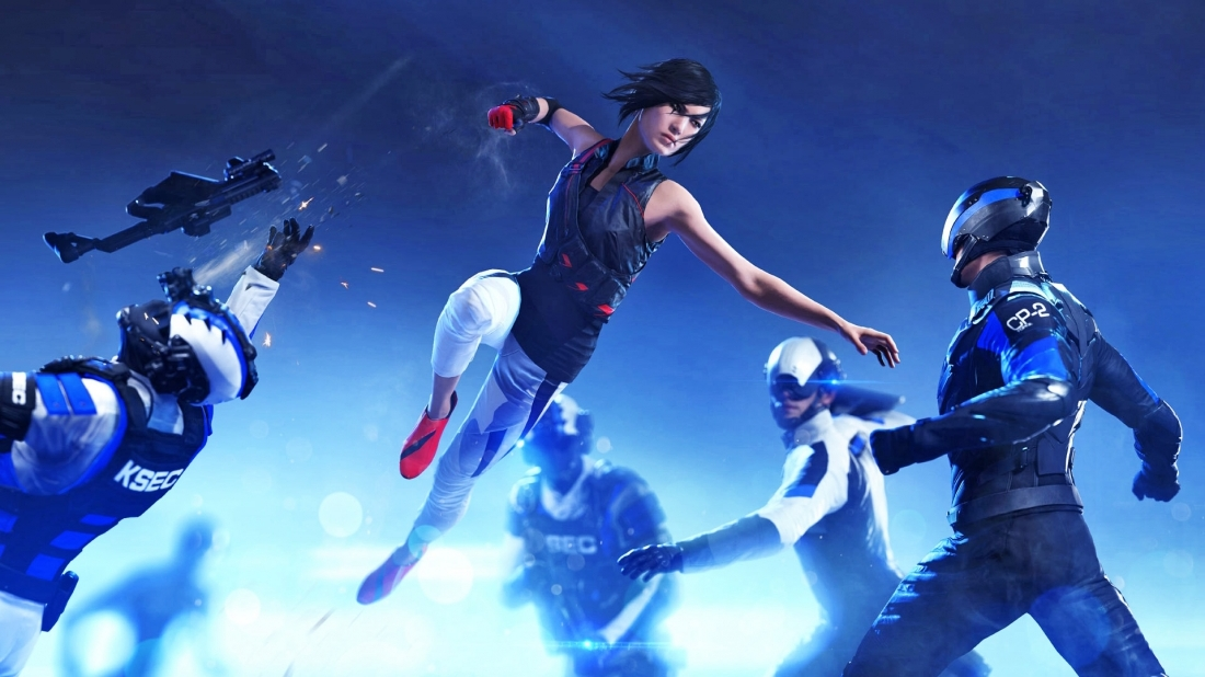 Mirror's Edge Catalyst im Test: Gelungenes Renn-Revival - PC-Update