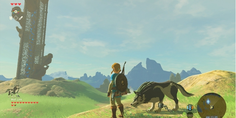Zelda: Breath of Wild ist der Social-Media-King!