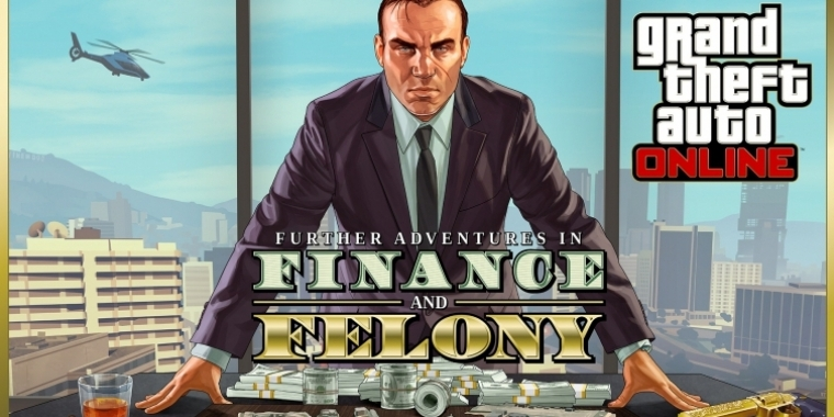 GTA 5 - Grand Theft Auto 5: Further Adventures in Finance and Felony geht online (7)