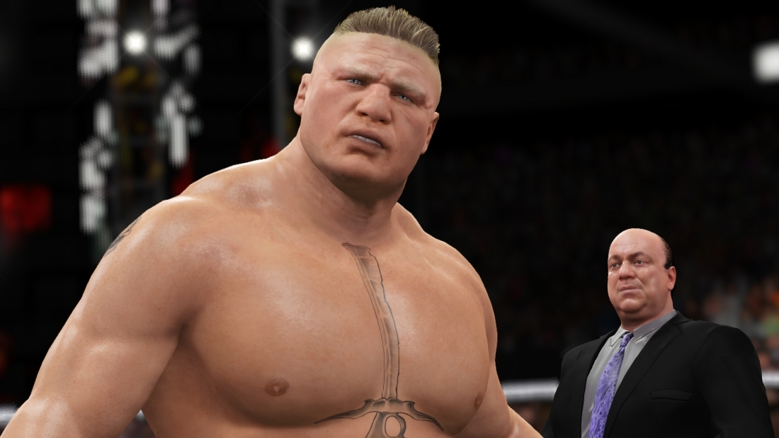 WWE 2K17: Interview mit Paul Heyman zum Coverstar
