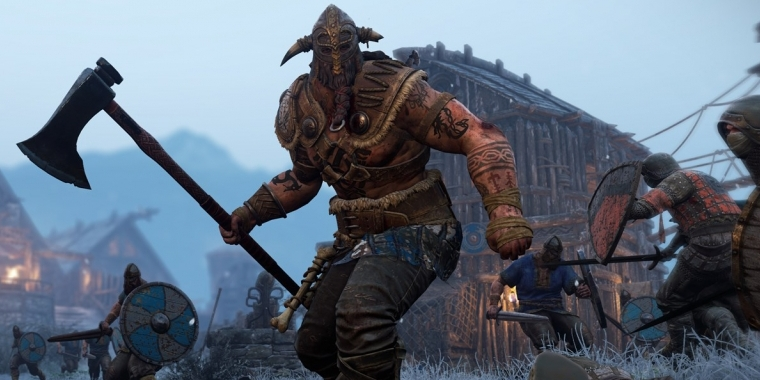 Die Closed Alpha des Actionspiels For Honor beginnt in Kürze. (1)