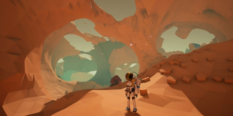 Astroneer startet Ende des Jahres in die Early-Access-Phase.