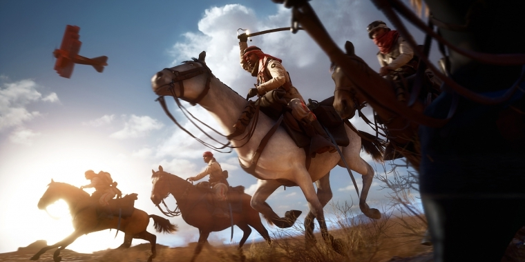 Electronic Arts kündigt Live-Streams zu Battlefield 1 an.