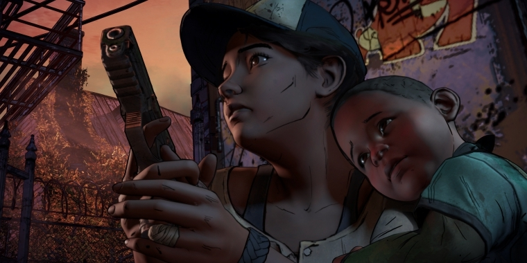 The Walking Dead Season 3: A New Frontier erscheint im November 2016.
