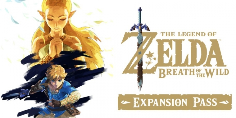 Nintendo bietet einen Season-Pass für The Legend of Zelda: Breath of the Wild an.
