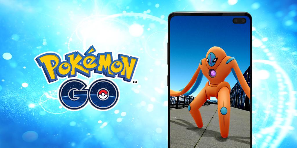 Pokémon GO: Deoxys return in defense form